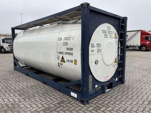 TRENCOR 30m3 30 pēdu tank konteiners