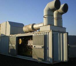 CATERPILLAR G3512 Bio-Gas cits speciālais konteineris